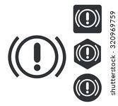 alert sign set