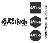 casino set | Shutterstock . vector #320970431