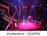 circus acrobats   Shutterstock . vector #3210096