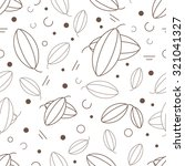 vector pistachio seamless for... | Shutterstock .eps vector #321041327
