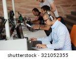 startup business  software... | Shutterstock . vector #321052355