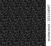 abstract black pixelated...   Shutterstock .eps vector #321114047
