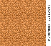 abstract light brown pixelated... | Shutterstock .eps vector #321114059