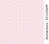 pink   white qua trefoil...   Shutterstock .eps vector #321145649