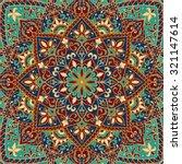 vector bright pattern. east... | Shutterstock .eps vector #321147614