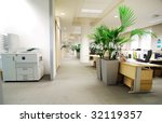 office work place   Shutterstock . vector #32119357