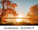 sunrise | Shutterstock . vector #321198179