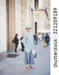 milan  italy   september 24 ... | Shutterstock . vector #321209189