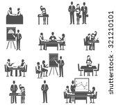 effective business internal... | Shutterstock .eps vector #321210101