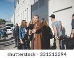 milan  italy   september 24 ... | Shutterstock . vector #321212294