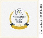 photography logo design... | Shutterstock .eps vector #321214109