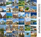 Travel Collage. Norway ...