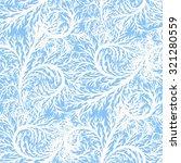 seamless winter background... | Shutterstock .eps vector #321280559
