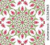seamless oriental pattern.   Shutterstock .eps vector #321363965
