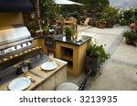 summer's eve bbq | Shutterstock . vector #3213935