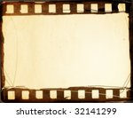 great film strip for textures... | Shutterstock . vector #32141299