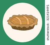 pie theme elements | Shutterstock .eps vector #321414491