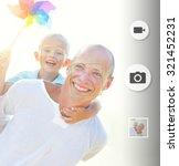 Small photo of Photography Focus Camera View Autofocus Concept
