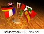 international communication ... | Shutterstock . vector #321469721
