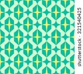 retro geometric pattern | Shutterstock .eps vector #321540425