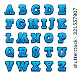 blue stone game alphabet