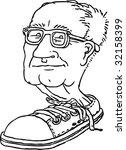 shoe   Shutterstock .eps vector #32158399