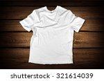 t shirt. | Shutterstock . vector #321614039