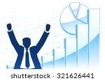 growing business | Shutterstock .eps vector #321626441