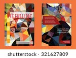 template design abstract...