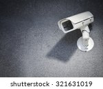 Security Camera Equipment On...