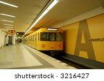 metro station in berlin | Shutterstock . vector #3216427