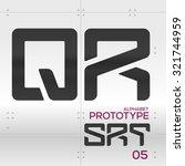 prototype   vector graphic... | Shutterstock .eps vector #321744959