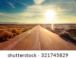 road through landscape. road... | Shutterstock . vector #321745829