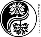 tree sign | Shutterstock .eps vector #321752159