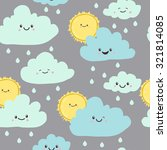cute illustration pattern of...