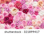Stock photo flowers in the studio 321899417