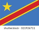 vector illustration flag of the ... | Shutterstock .eps vector #321926711