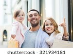 sale  consumerism and people... | Shutterstock . vector #321934181