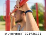 fitness  sport  training and... | Shutterstock . vector #321936131