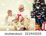 family  holidays  generation ...   Shutterstock . vector #321943535