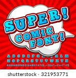 creative red blue high detail... | Shutterstock .eps vector #321953771