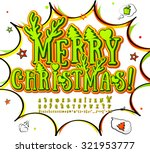 creative green orange high... | Shutterstock .eps vector #321953777