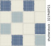 Seamless Patchwork Pattern In...