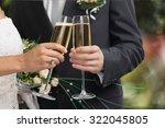 wedding. | Shutterstock . vector #322045805