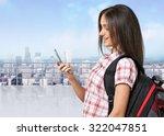 teenager. | Shutterstock . vector #322047851