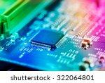 High tech circuit board
