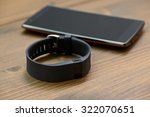 wearable device  wirst watch... | Shutterstock . vector #322070651