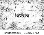 grunge texture   abstract... | Shutterstock .eps vector #322076765