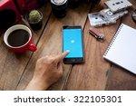chiangmai  thailand  spe 30 ... | Shutterstock . vector #322105301
