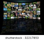 collection of various animals... | Shutterstock . vector #32217853